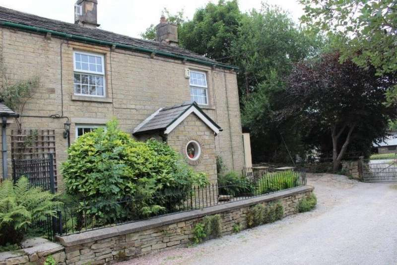 3 Bedrooms Cottage House for sale in Lower Bank, Glossop