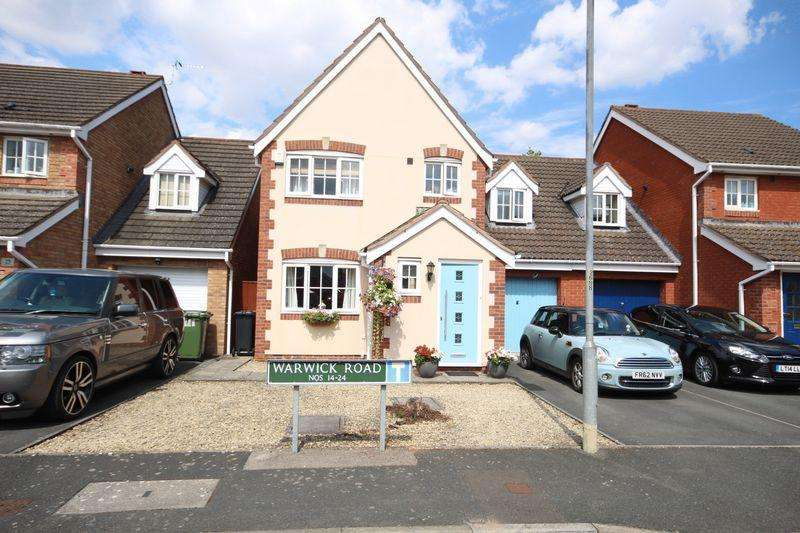 3 Bedrooms Semi Detached House for sale in LOWER BULLINGHAM