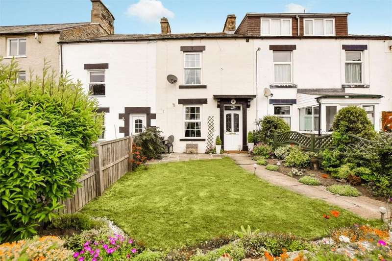 2 Bedrooms Terraced House for sale in Nenthead Road, Alston, Cumbria