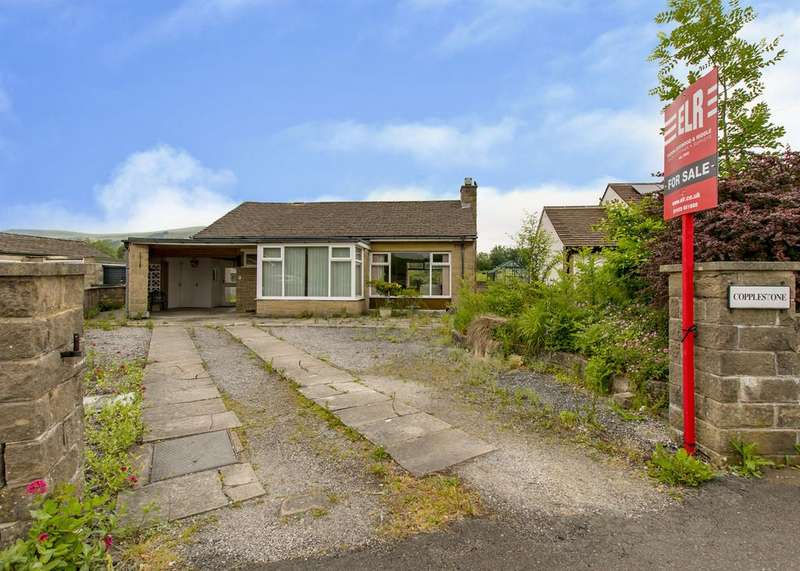 2 Bedrooms Detached Bungalow for sale in Eccles Close, Hope, Hope Valley