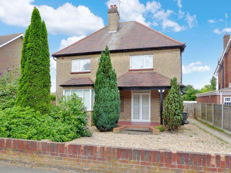 2 Bedrooms Maisonette Flat for sale in Priory Area, Dunstable Town Centre