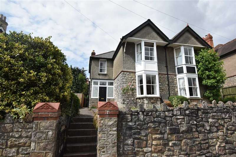 3 Bedrooms Detached House for sale in Hardwick Avenue, Chepstow