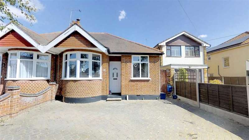 3 Bedrooms Bungalow for sale in North Crescent, Southend-on-Sea