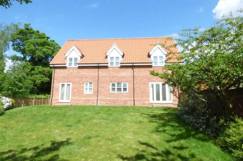 4 Bedrooms House for sale in Chalk Way, Methwold