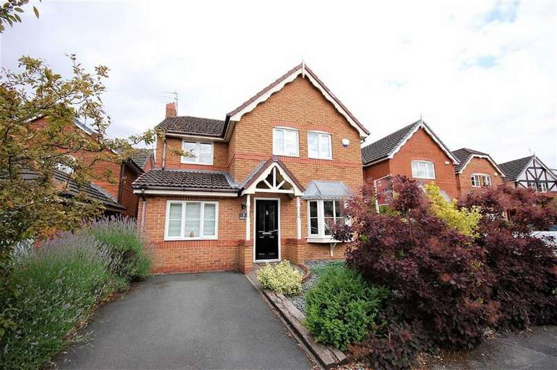 4 Bedrooms Detached House for sale in Larkhall Rise, Manchester, M22
