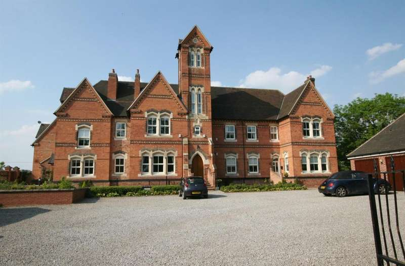 1 Bedroom Apartment Flat for sale in Cliftonthorpe, Ashby De La Zouch, LE6...