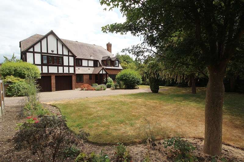 5 Bedrooms Detached House for sale in Haddon Close, Fareham