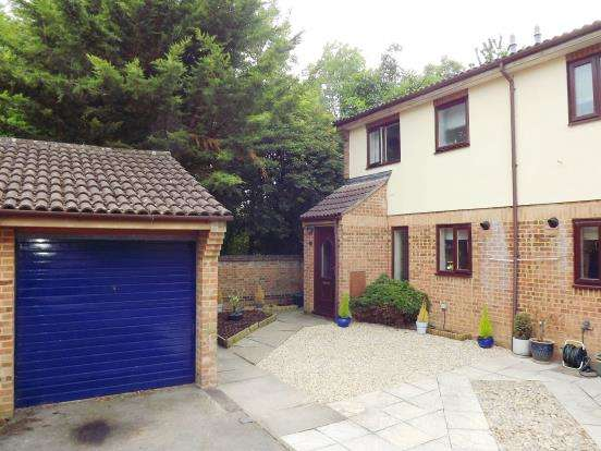 3 Bedrooms Semi Detached House for sale in Basingstoke, Hampshire, .