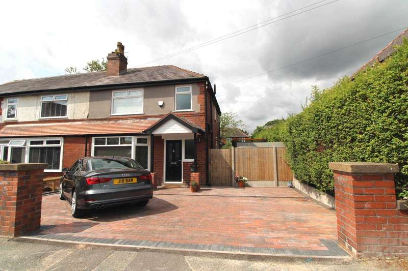 3 Bedrooms Semi Detached House for sale in Westland Avenue, Bolton