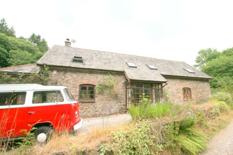 5 Bedrooms Barn Conversion Character Property for sale in Ford Barn, Ford Road, Wembury, Plymouth