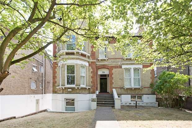 2 Bedrooms Flat for sale in Christchurch Road, Tulse Hill