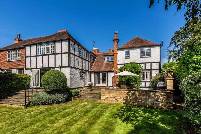 4 Bedrooms House for sale in Glebe Road, Bray, Maidenhead, Berkshire, SL6