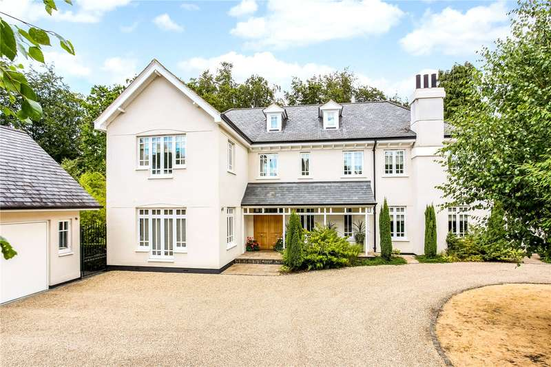 6 Bedrooms Detached House for sale in Kier Park, Ascot, Berkshire, SL5