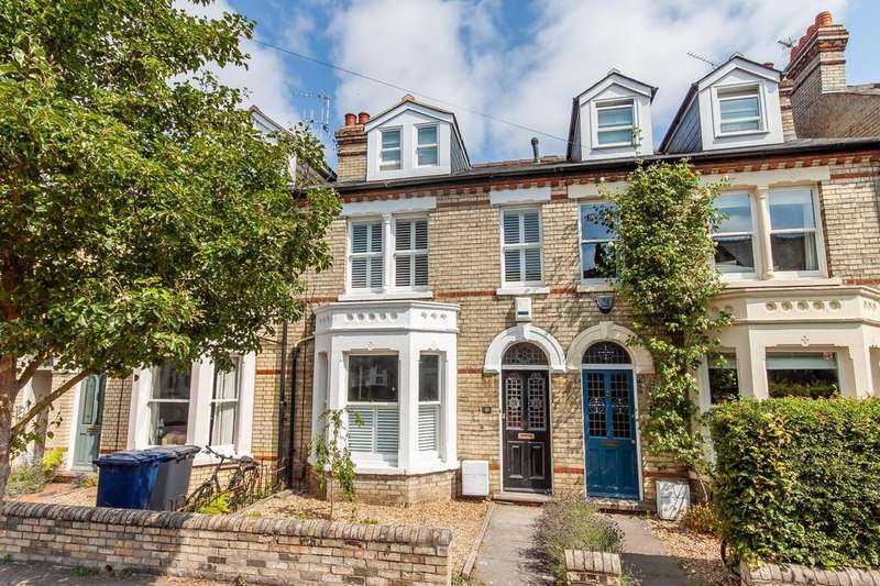 4 Bedrooms Terraced House for sale in Montague Road, Cambridge