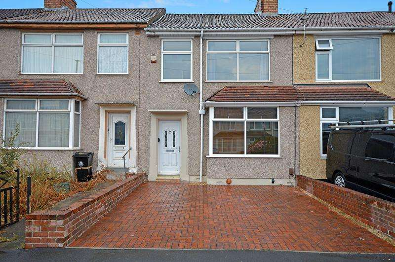 3 Bedrooms Terraced House for sale in Newent Avenue, Bristol