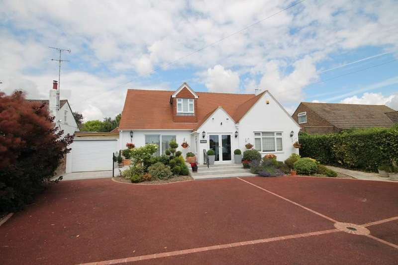5 Bedrooms Detached Bungalow for sale in West Street, Sompting, West Sussex BN15 0DA