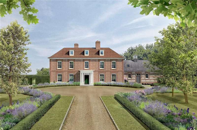 7 Bedrooms Land Commercial for sale in West End Lane, Waltham St. Lawrence, Berkshire, RG10