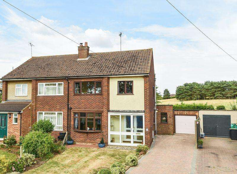 4 Bedrooms Semi Detached House for sale in Russell Crescent, Maulden