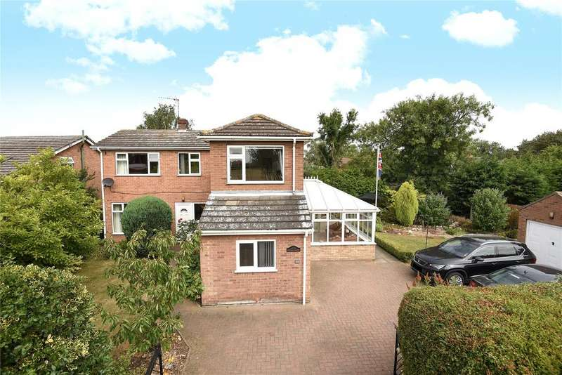 4 Bedrooms Detached House for sale in Lincoln Road, Bassingham, LN5