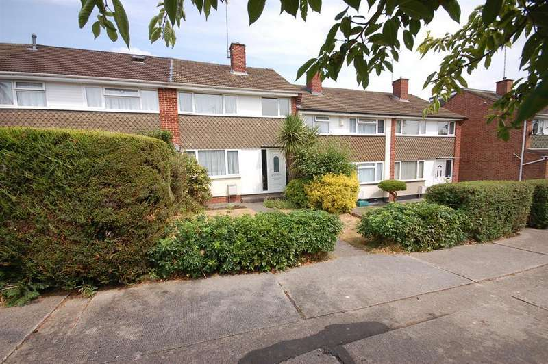 3 Bedrooms Terraced House for sale in Lynton, Kingswood, Bristol BS15 4JY