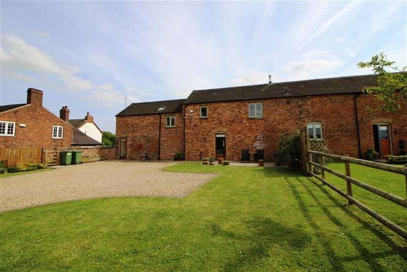 3 Bedrooms Barn Conversion Character Property for sale in Coach Road, Butterley Park Farm, Ripley, Derbyshire