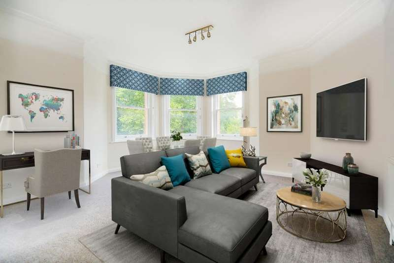 3 Bedrooms Apartment Flat for sale in CASTELLAIN MANSIONS, MAIDA VALE, W9 1HA