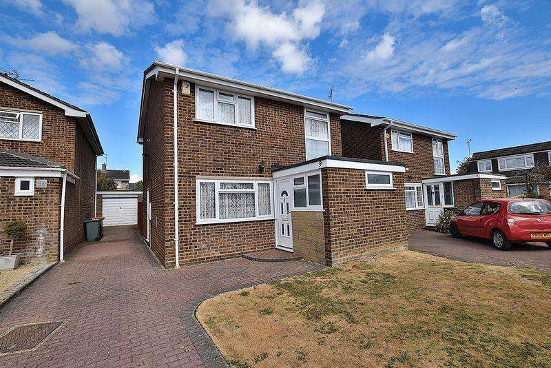 3 Bedrooms Detached House for sale in Green Lane, Kensworth