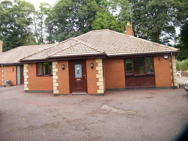 3 Bedrooms Detached Bungalow for sale in High Street, Caythorpe, Grantham