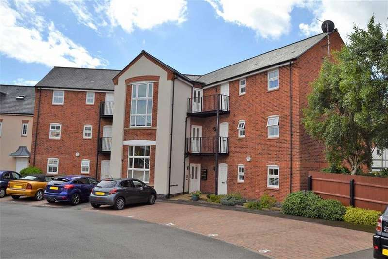 2 Bedrooms Apartment Flat for sale in Blackfriars Place, Market Harborough, Leicestershire