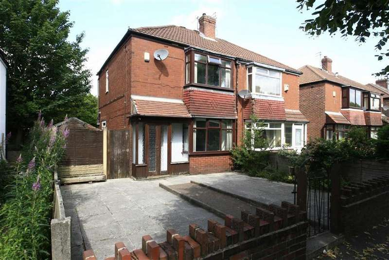 2 Bedrooms Semi Detached House for sale in 550, Manchester Road, Rochdale, OL11