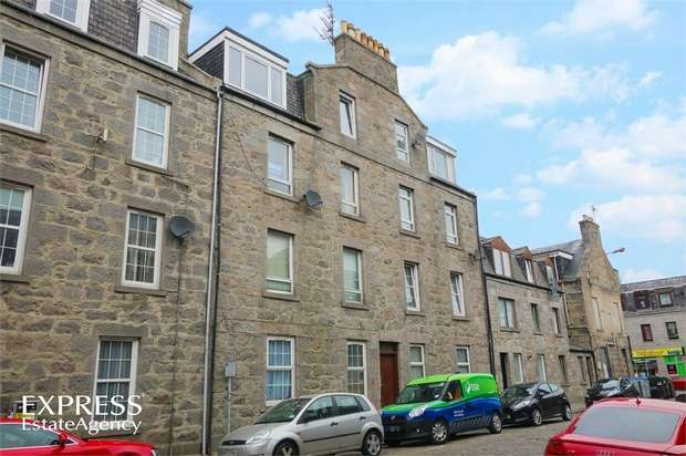 1 Bedroom Flat for sale in 14 Craigie Street, Aberdeen