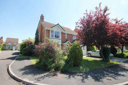 4 Bedrooms Detached House for sale in Hales Horn Close, Bradley Stoke, Bristol, South Gloucestershire