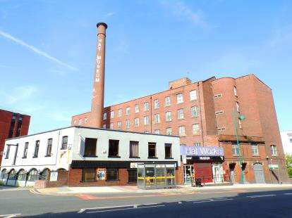 2 Bedrooms Flat for sale in Wellington Mill, Wellington Road South, Stockport, Cheshire