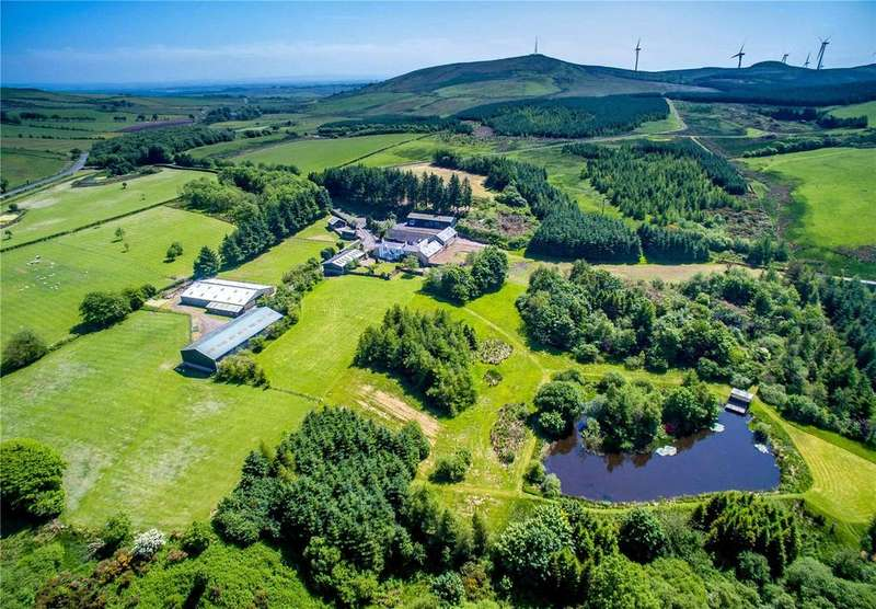 5 Bedrooms Farm Commercial for sale in Blackshaw Estate, West Kilbride, Ayrshire, KA23