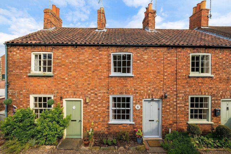 1 Bedroom Terraced House for sale in Queen Street, Horncastle