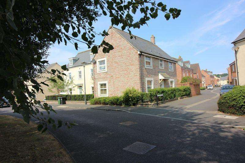 4 Bedrooms Detached House for sale in Curlew Place, Portishead