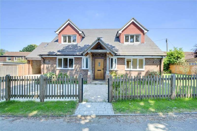 4 Bedrooms Detached House for sale in London Road, Liphook, Hampshire