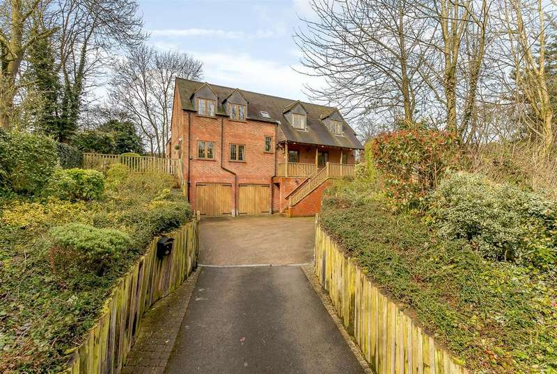 4 Bedrooms Detached House for sale in Church Lane, Cubbington, Leamington Spa, Warwickshire