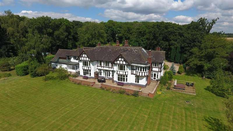 7 Bedrooms Detached House for sale in Pagets Lane, Bubbenhall, Warwickshire