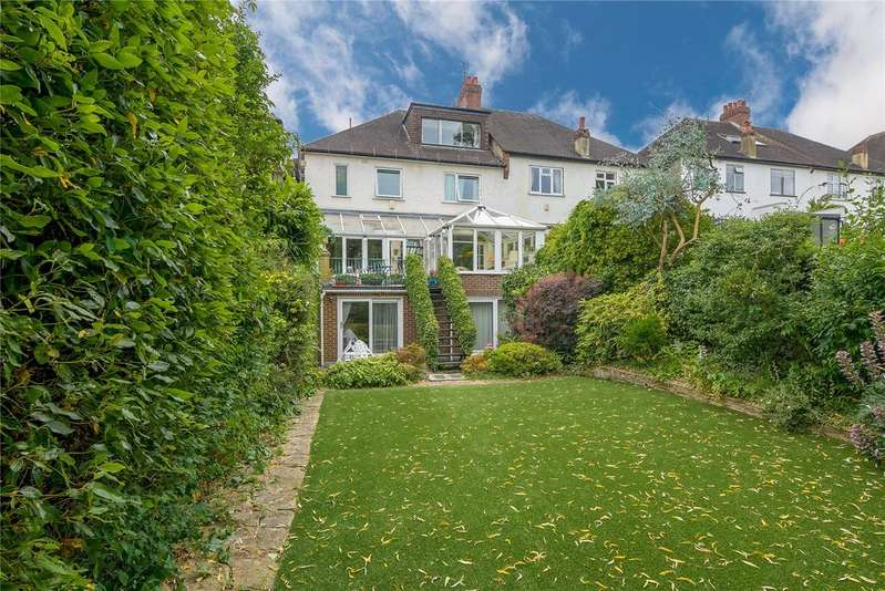6 Bedrooms Semi Detached House for sale in Combemartin Road, Southfields, SW18, SW18