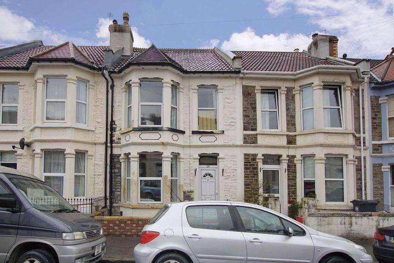2 Bedrooms Terraced House for sale in Verrier Road, Bristol