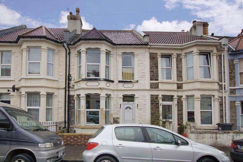 2 Bedrooms Terraced House for sale in Verrier Road, Bristol