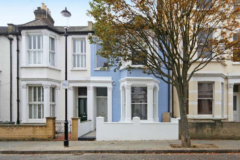 5 Bedrooms House for sale in Bracewell Road, London, W10