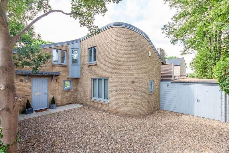 2 Bedrooms Detached House for sale in Brunswick Terrace, Cambridge