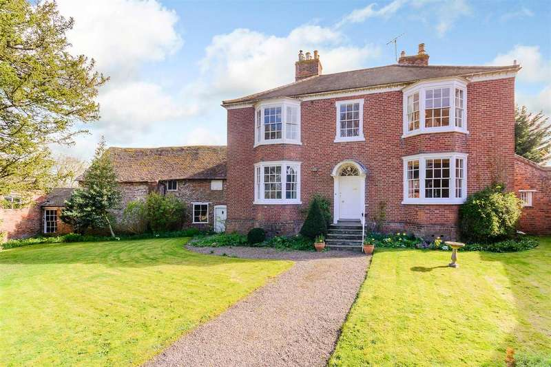 4 Bedrooms Detached House for sale in Upton-upon-Severn, Worcestershire