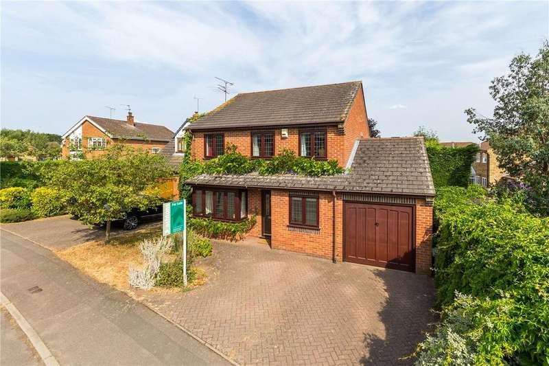 4 Bedrooms Detached House for sale in Derwent Road, Harpenden, Hertfordshire
