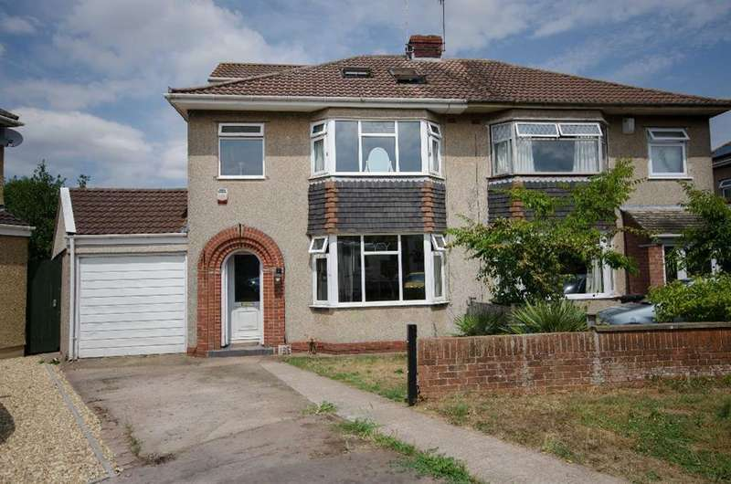 5 Bedrooms Semi Detached House for sale in Fouracre Crescent, Downend, Bristol, BS16 6PZ