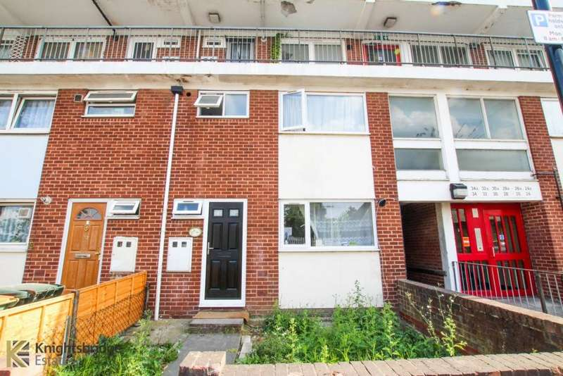 3 Bedrooms Flat for sale in Berwick Road, Canningtown, E16