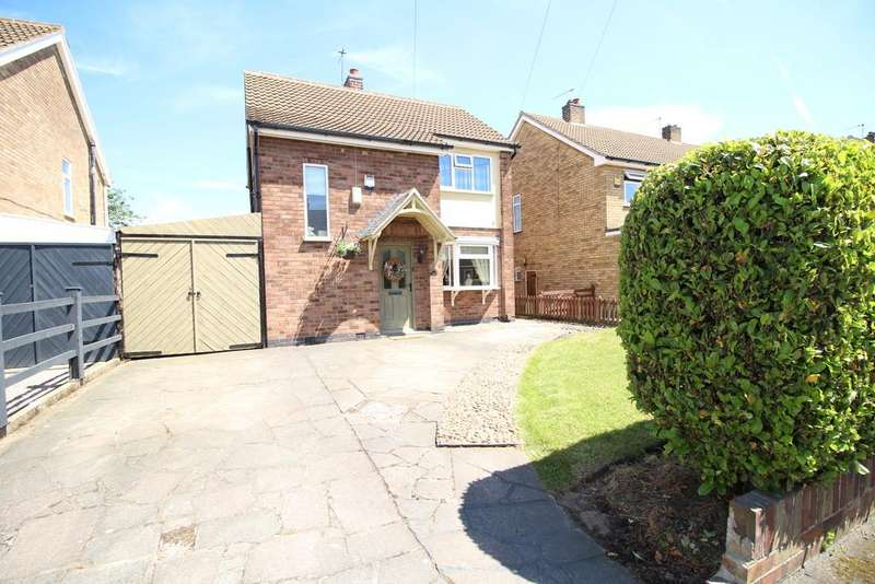 3 Bedrooms Detached House for sale in Dunster Road, Mountsorrel