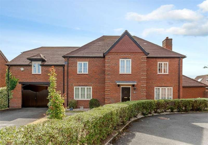 5 Bedrooms Detached House for sale in Holme Lacy, Herefordshire